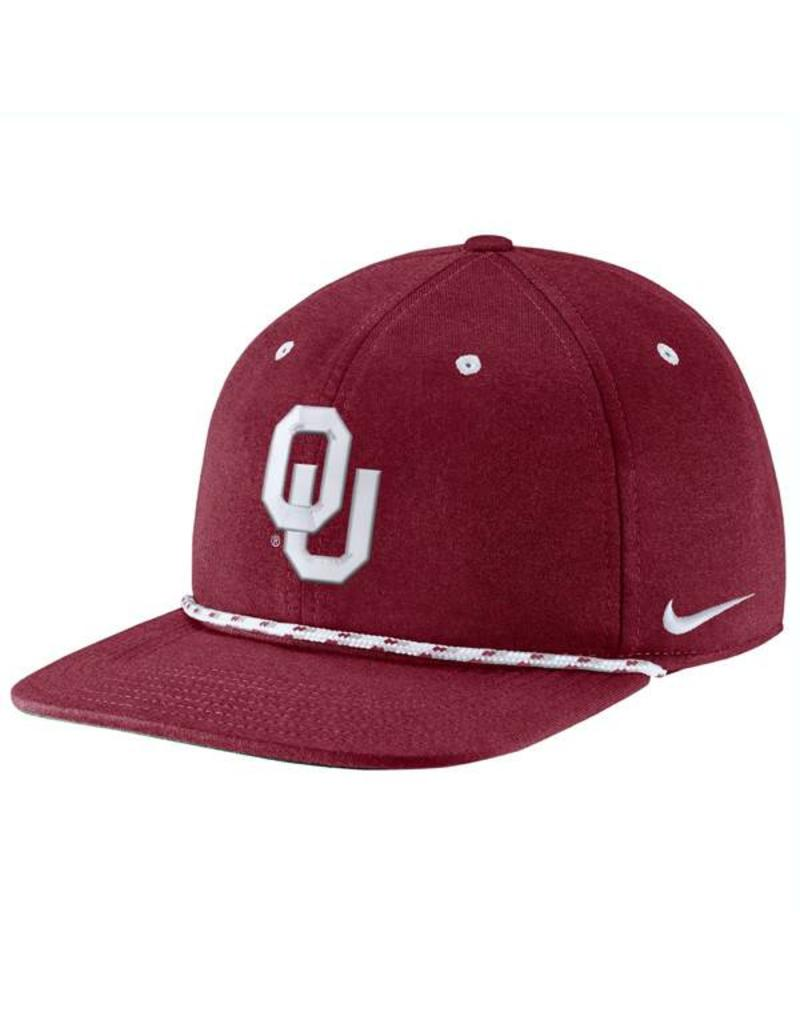 Nike Rope Flat Bill Snap Back Hat - Balfour of Norman 8837965dc9e
