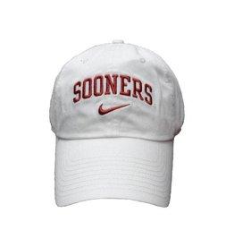 Nike Nike Sooners White Campus Cap 7d43687dff9a