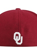Top of the World OU Sooners Crimson Driving Cap
