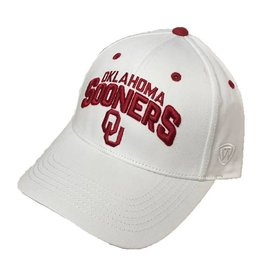 Top of the World TOW Captivating Oklahoma Sooners Hat