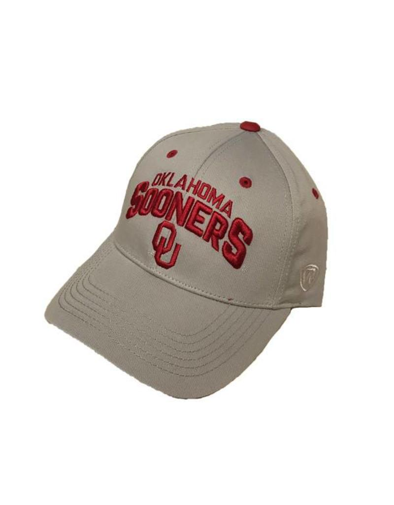 new products a4e7a dbde9 ... new arrivals top of the world tow captivating oklahoma sooners hat  3ab50 2b66c