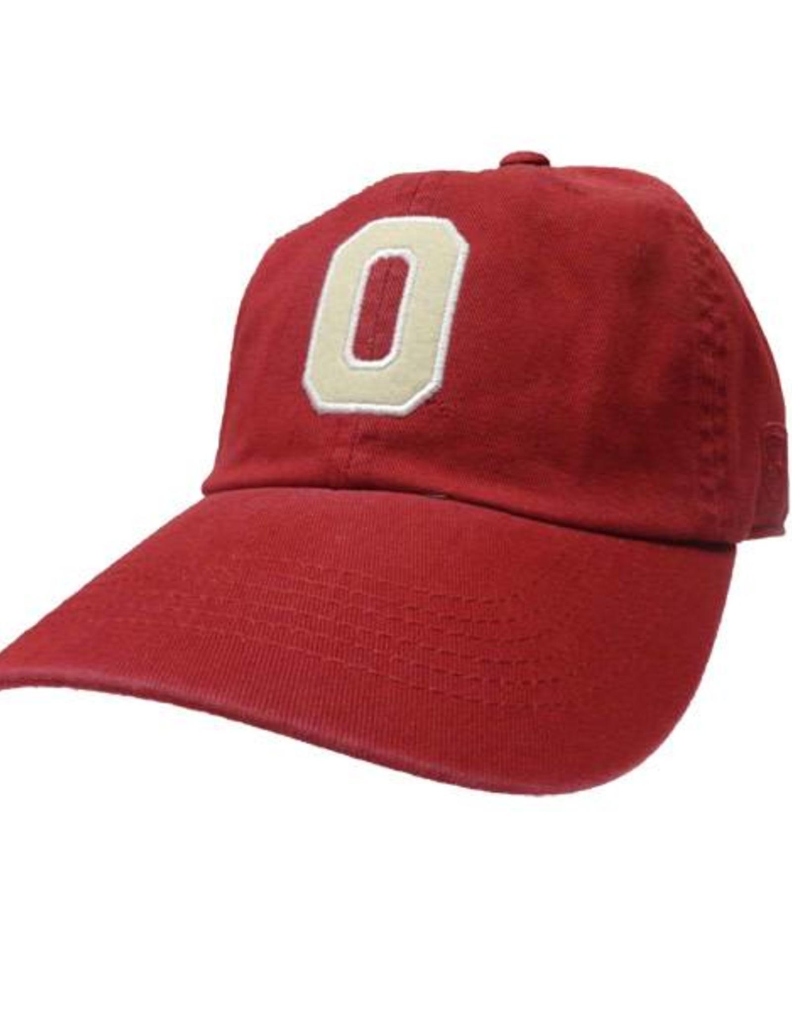 Top of the World TOW Crimson Felt Block Vintage O Hat