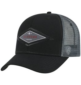 Top of the World TOW OU Oak Ridge Adjustable Two-Tone Mesh Hat