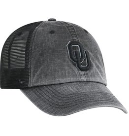 Top of the World TOW Ploom 1 OU Black Trucker Hat