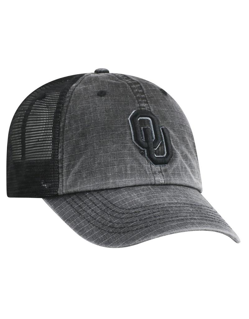 dfba01b31a6 TOW Ploom 1 OU Black Trucker Hat - Balfour of Norman