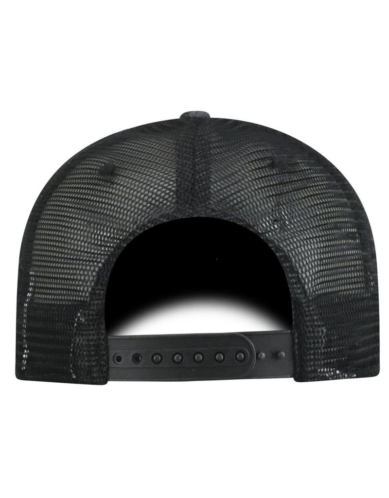 072dd08d82231 ... Top of the World TOW Ploom 1 OU Black Trucker Hat