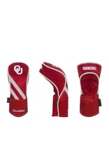 Team Effort Crimson OU Hybrid Headcover