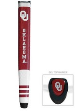 Team Golf Putter Grip with Removable Ball Marker