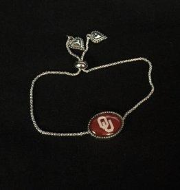 FTH FTH OU Oval Kennedy Cuff Bracelet