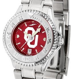 SunTime SunTime Ladies' Competitor Steel AnoChrome Watch
