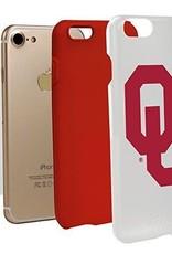 Guard Dog Guard Dog Hybrid iPhone 7/8 Case White with OU