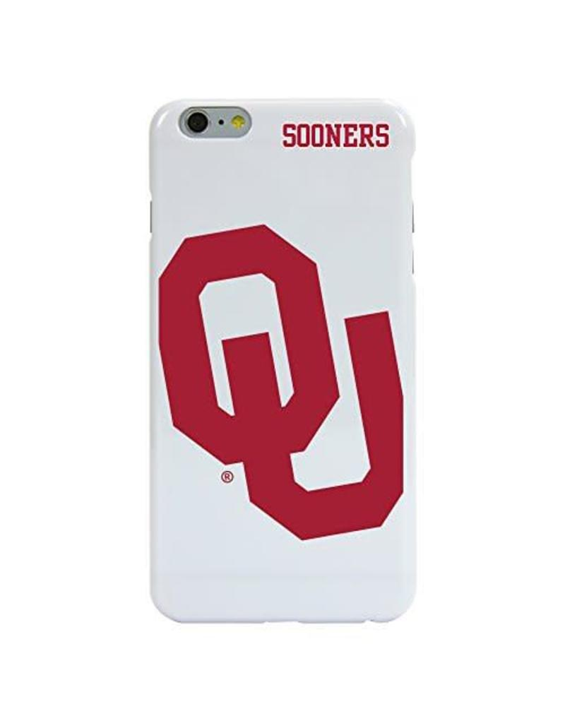 Guard Dog Guard Dog iPhone 6 Plus Case White with OU/Sooners