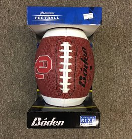 Baden Baden Official Size Pebble Grain OU Football