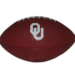 Game Day Outfitters Foam OU Mini Football