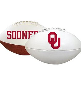 Wilson Signature Series Full Size Autograph Football