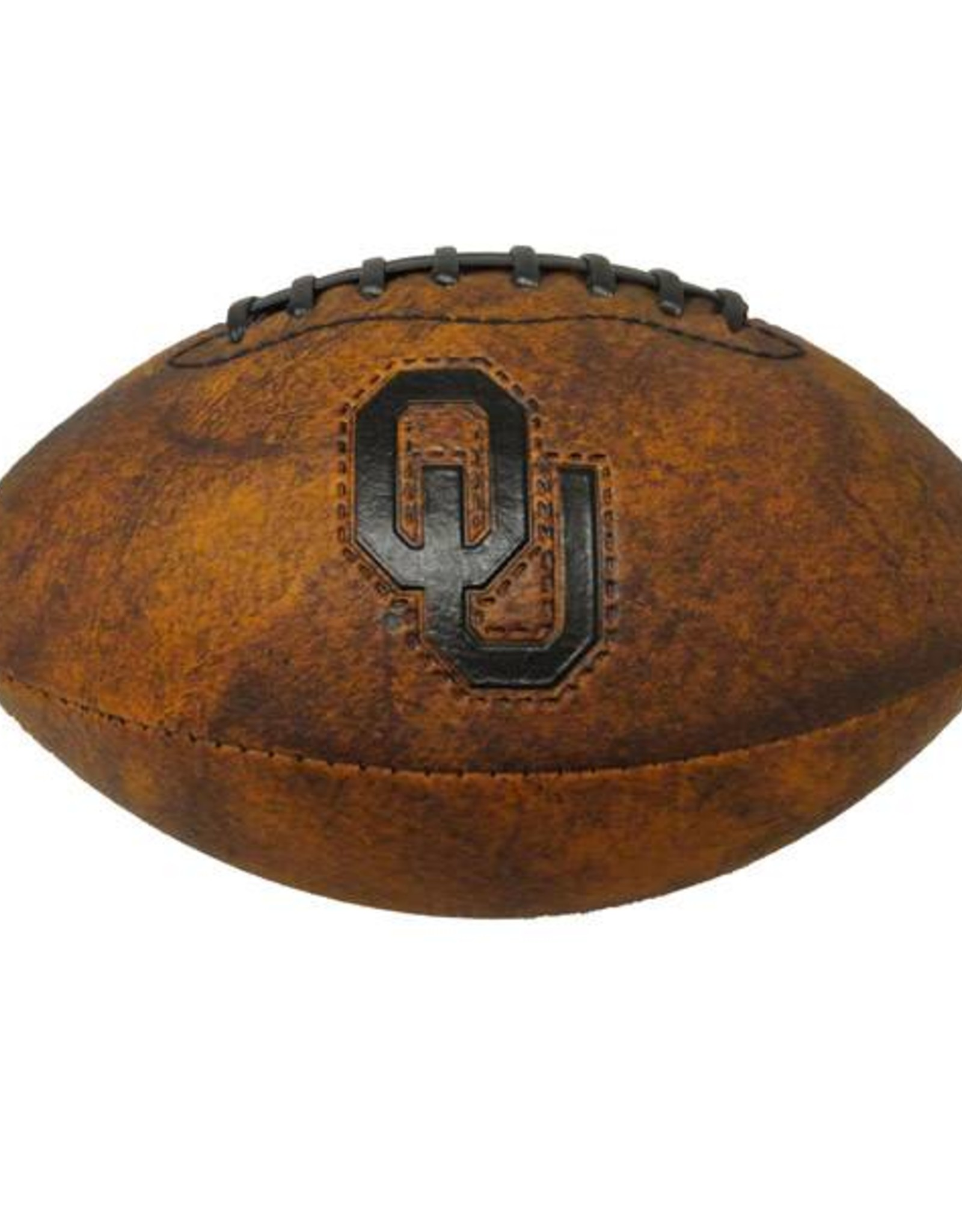 Logo Vintage OU Mini Football