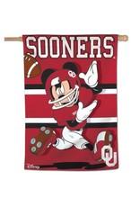 "WinCraft Disney Oklahoma Football Banner (28"" x 40"")"