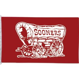 Sewing Concepts Schooner 3'x5' Silk Screened Flag (U)