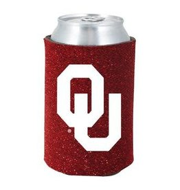 Kolder Collapsable OU Glitter Pocket Koozie