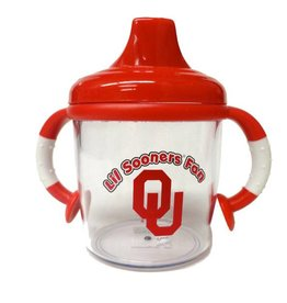Jenkins Lil Sooners Fan Sippy Cup