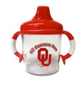 Jenkins Lil Sooners Fan Sippy Cup