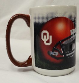 MCM Oklahoma Football Coffee Mug