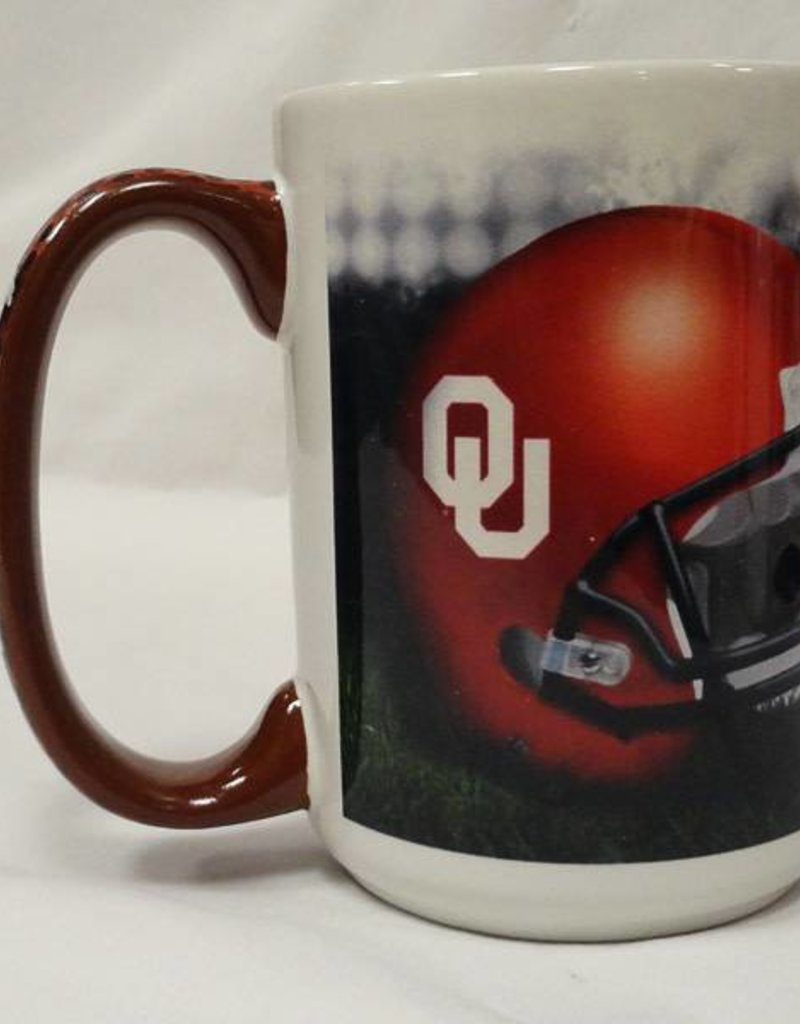 MCM Oklahoma Football Coffee Mug