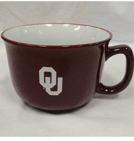 RFSJ OU Sooners Chili Bowl Mug
