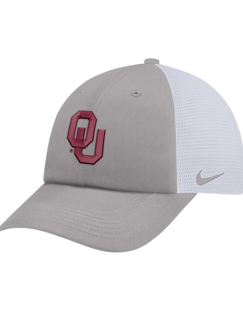 Nike Nike H86 Pewter Gray Trucker Hat