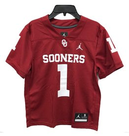 Jordan Children's Jordan Brand Sooners Football Jersey