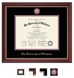 Church Hill Church Hill Masterpiece Kensington Gold Diploma Frame Ph.D