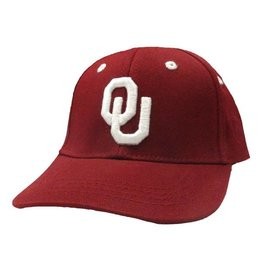 Top of the World TOW Infant OU Lil Sooner Fitted Hat