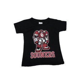 Gildan Toddler Robot Tee Black