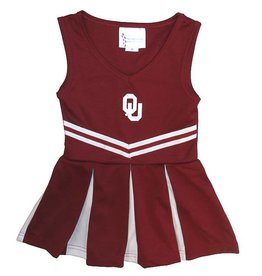 Two Feet Ahead Toddler Two Feet Ahead Cheer Uniform with Bloomers