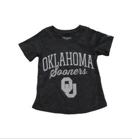 Champion Youth Champion Oklahoma Sooners Grey Tee