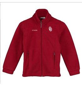 Columbia Youth Columbia Crimson Fleece Full Zip Jacket