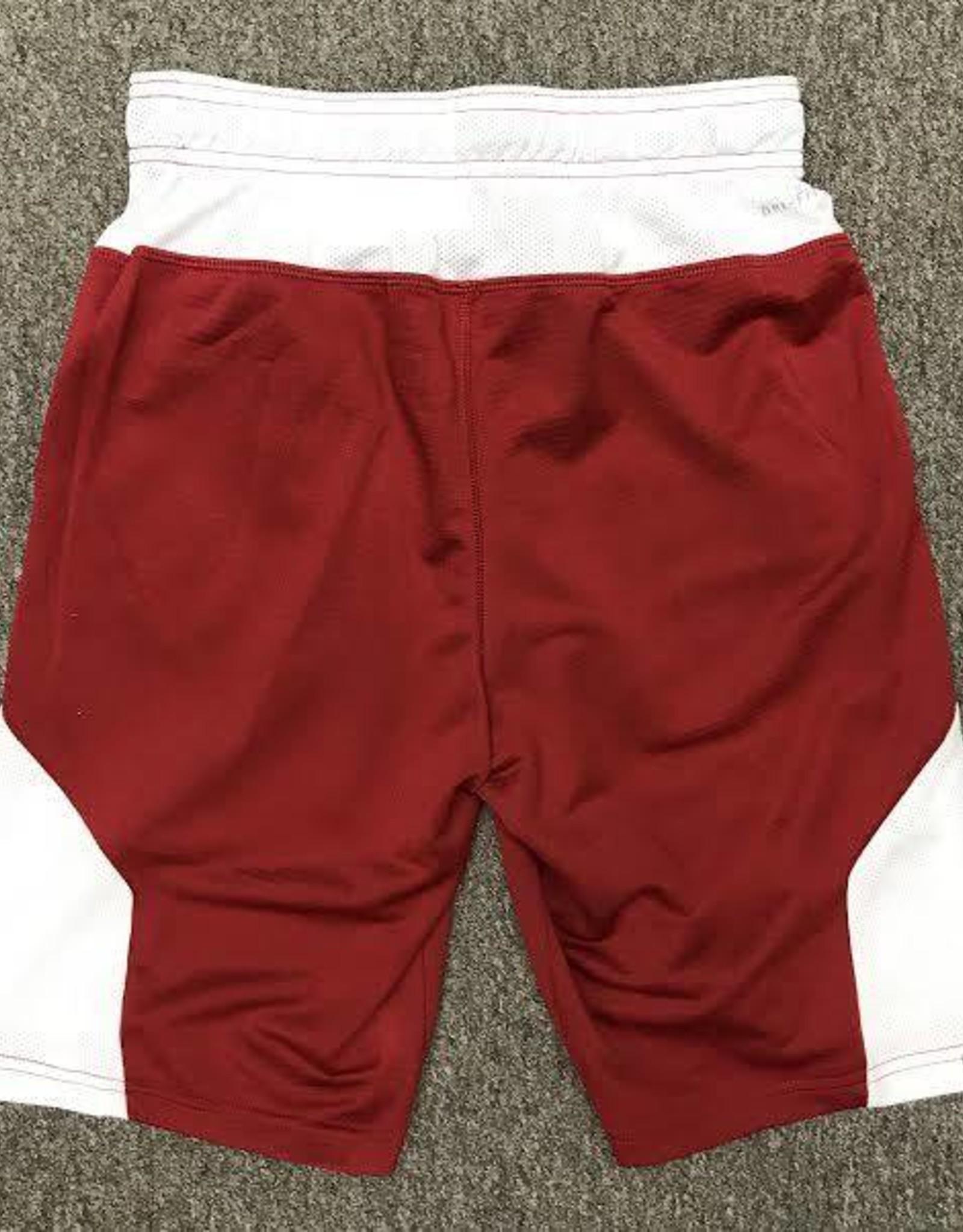 Nike Youth Nike Crimson & White Athletic Short