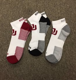 '47 Brand '47 Brand 3-Pack (Crimson/Grey/Black) Men's 9-13/Wm's 10-12