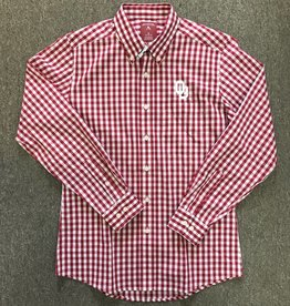 Antigua Antigua National Plaid Dress Shirt