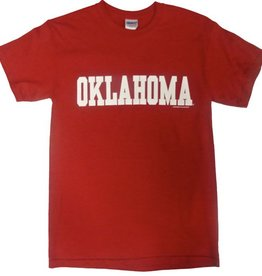 Gildan Basic Cotton Oklahoma Tee