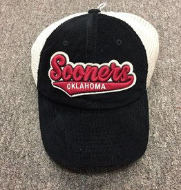 Top of the World TOW Rebel Oklahoma Adjustable Two-Tone Cap