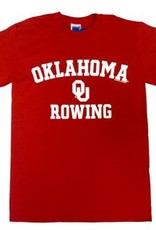 Gildan Basic Cotton Tee Oklahoma Rowing Crimson