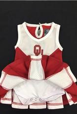 Garb Infant Garb OU Cheer Uniform