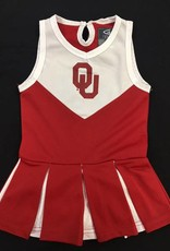 Garb Toddler Garb OU Cheer Uniform