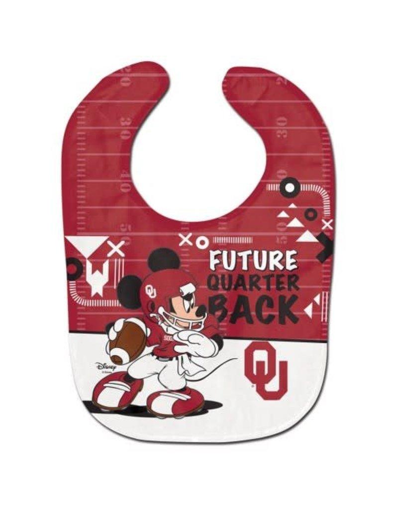 WinCraft Disney Oklahoma Mickey QB Bib