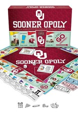 Late For The Sky Sooneropoly Board Game