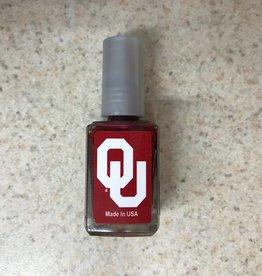 Worthy Finger Nail Polish-Crimson
