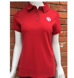Cutter & Buck Women's Cutter & Buck Advantage Polo Crimson