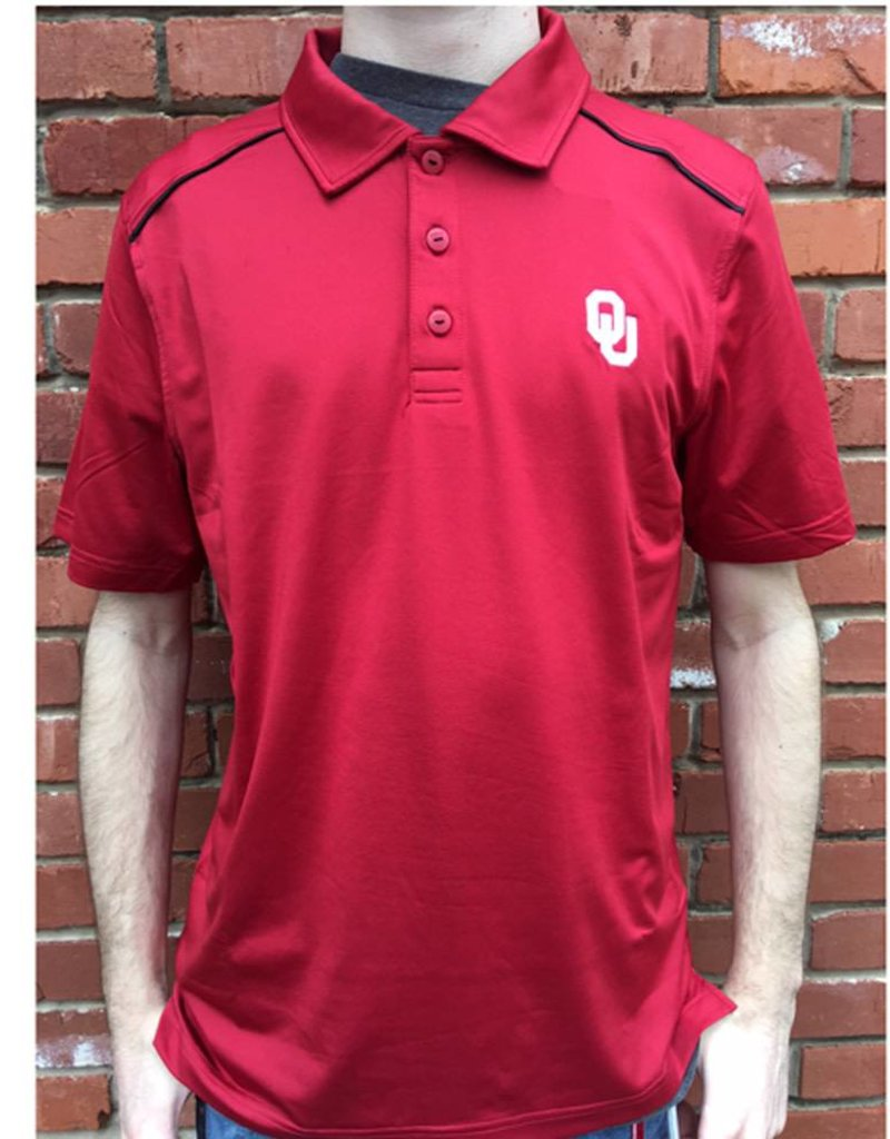 Cutter & Buck Men's Cutter & Buck Chance Polo Crimson