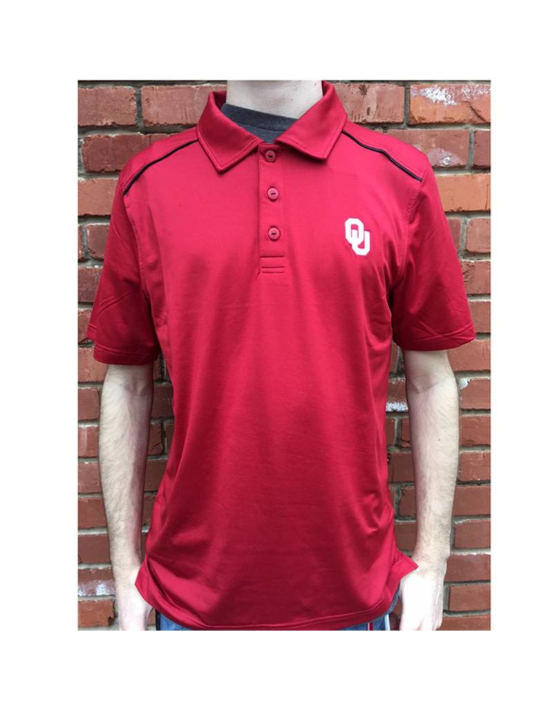 Men's Cutter & Buck Chance Polo Crimson